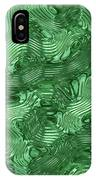 Alien Fluid Metal IPhone Case