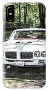 Classic Cars IPhone Case