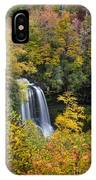 Dry Falls - Highlands, Nc IPhone Case