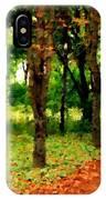 Landscape View IPhone Case