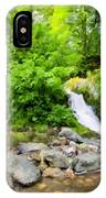 Wall Landscape IPhone Case
