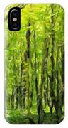 Nature Oil Painting Landscape IPhone Case