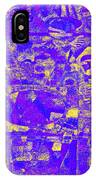1743 Abstract Thought IPhone Case