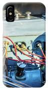 1743.034 1930 Mg Engine IPhone Case