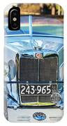 1743.037 1930 Mg Grill IPhone Case