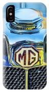 1743.039 1930 Mg Logo IPhone Case