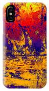 1745 Abstract Thought IPhone Case