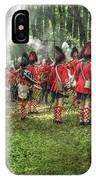 1763 Battle Of Bushy Run Pennsylvania IPhone Case