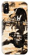 Jedi Star Wars Art IPhone Case