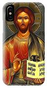 Jesus Christ Catholic Art IPhone Case