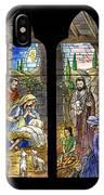 1857 Nativity Scene IPhone Case