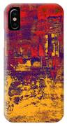 1872 Abstract Thought IPhone Case
