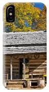 1890's Farm Cabin IPhone Case