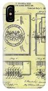 1895 Police Call Box IPhone Case
