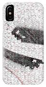 18x9.15-#rithmart IPhone Case