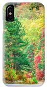 Autumn Season On Blue Ridge Parkway IPhone Case
