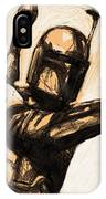 Collection Star Wars Art IPhone Case