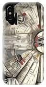 Saga Star Wars Art IPhone Case