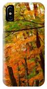 Nature Landscape Oil IPhone Case