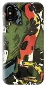 1909 Vasily Kandinsky IPhone Case