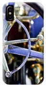 1910 Pope Hartford T Steering Wheel IPhone Case