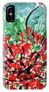 Heavenly Flowers IPhone Case
