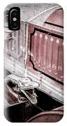 1912 Rolls-royce Silver Ghost Rothchild Et Fils Style Limousine Snake Horn -0711ac IPhone Case