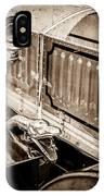 1912 Rolls-royce Silver Ghost Rothchild Et Fils Style Limousine Snake Horn -0711s IPhone Case