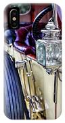 1913 Rolls Royce Silver Ghost Detail IPhone Case