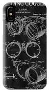 1917 Welder Goggles IPhone Case