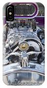 1923 Ford T-bucket Engine IPhone Case
