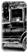 1926 Ford Model T IPhone Case