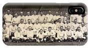 1926 Yankees Team Photo IPhone X Case