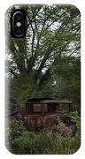 1931 Ford Model A Final Resting Place IPhone Case