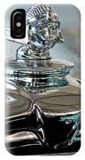1931 Stutz Dv-32 Sedan Hood Ornament IPhone Case