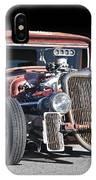 1933 Ford Pu Rat Rod II IPhone Case