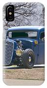 1935 Chevrolet 'hot Rod' Pickup IPhone Case