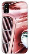 1935 Ford Sedan Hood IPhone Case