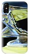 1935 Packard Hood Ornament IPhone Case