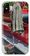 1937  Chevy Fire Engine IPhone Case