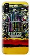 1937 Mercedes Benz First Wheel Down IPhone Case by Eric Dee