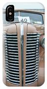 1938 Buick 2087 IPhone Case