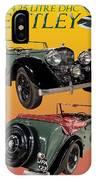 1939 Bentley Drop Head Coupe IPhone Case
