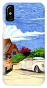 1939 Lincoln Zephyr  Family Home IPhone Case
