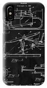 1941 Construction Bulldozer IPhone Case