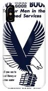 1943 Victory Book Campaign IPhone Case