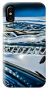 1946 Desoto Hood Ornament IPhone Case