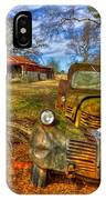 1947 Dodge Dump Truck Country Scene Art IPhone Case