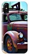1947 Reo Speed Wagon Truck IPhone Case