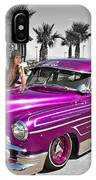 1949 Chevy Bomb_ 25a IPhone Case